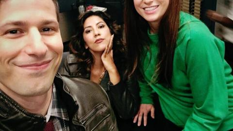 Brooklyn Nine-Nine : Andy Samberg tweete des photos de la saison 6