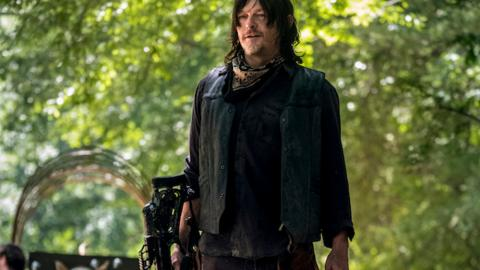 walking dead 901 daryl
