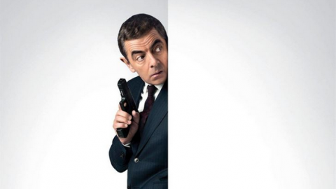 Rowan Atkinson dans Johnny English contre-attaque (2018)