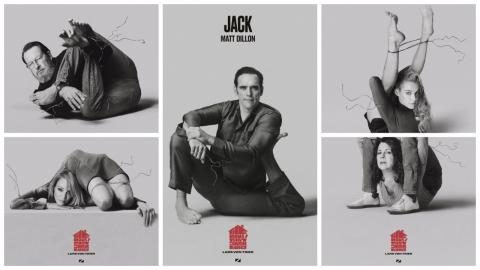 Posters de The House that Jack Built, de Lars Von Trier