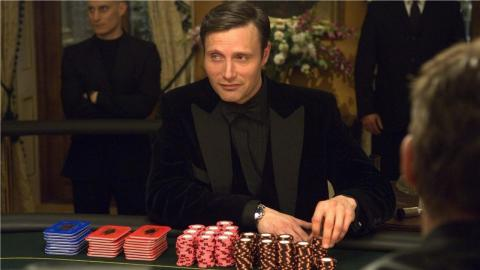 Mads Mikkelsen: Le bad guy