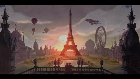 Tomorrowland Pixar