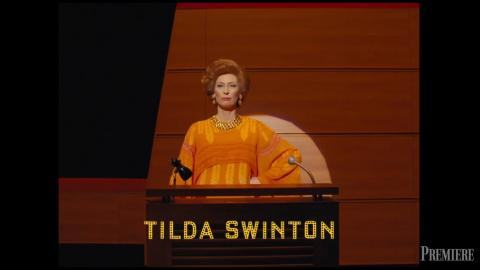 The French Dispatch : Tilda Swinton