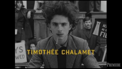 The French Dispatch : Timothée Chalamet