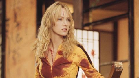Uma Thurman dans Kill Bill (2003)