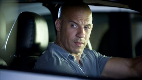 Vin Diesel - fast and furious 5