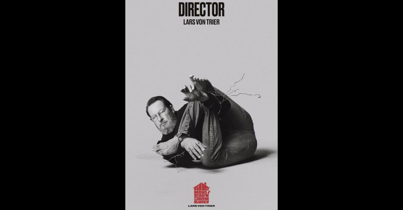 Poster de The House that Jack Built : Réalisé par Lars Von Trier