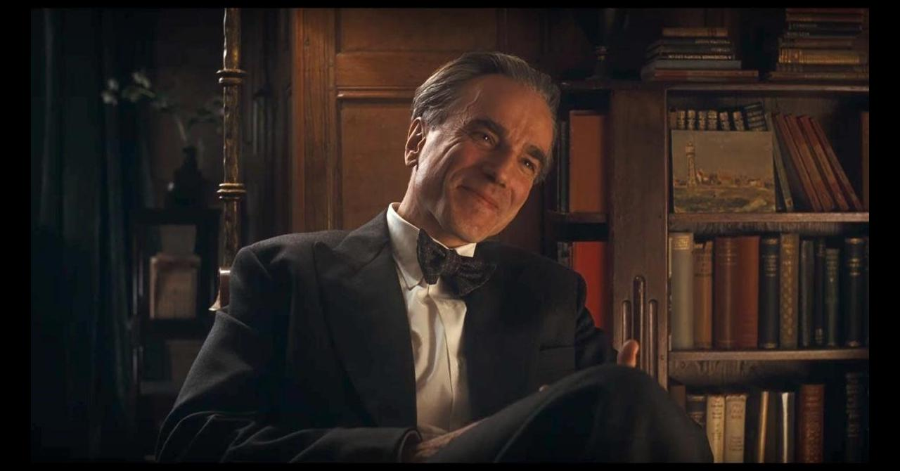 Top 2018 : 1. Critique de Phantom Thread