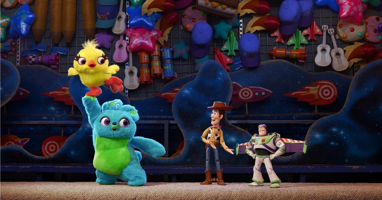 PREVIEW 2019 : 06.TOY STORY 4 (JOSH COOLEY)