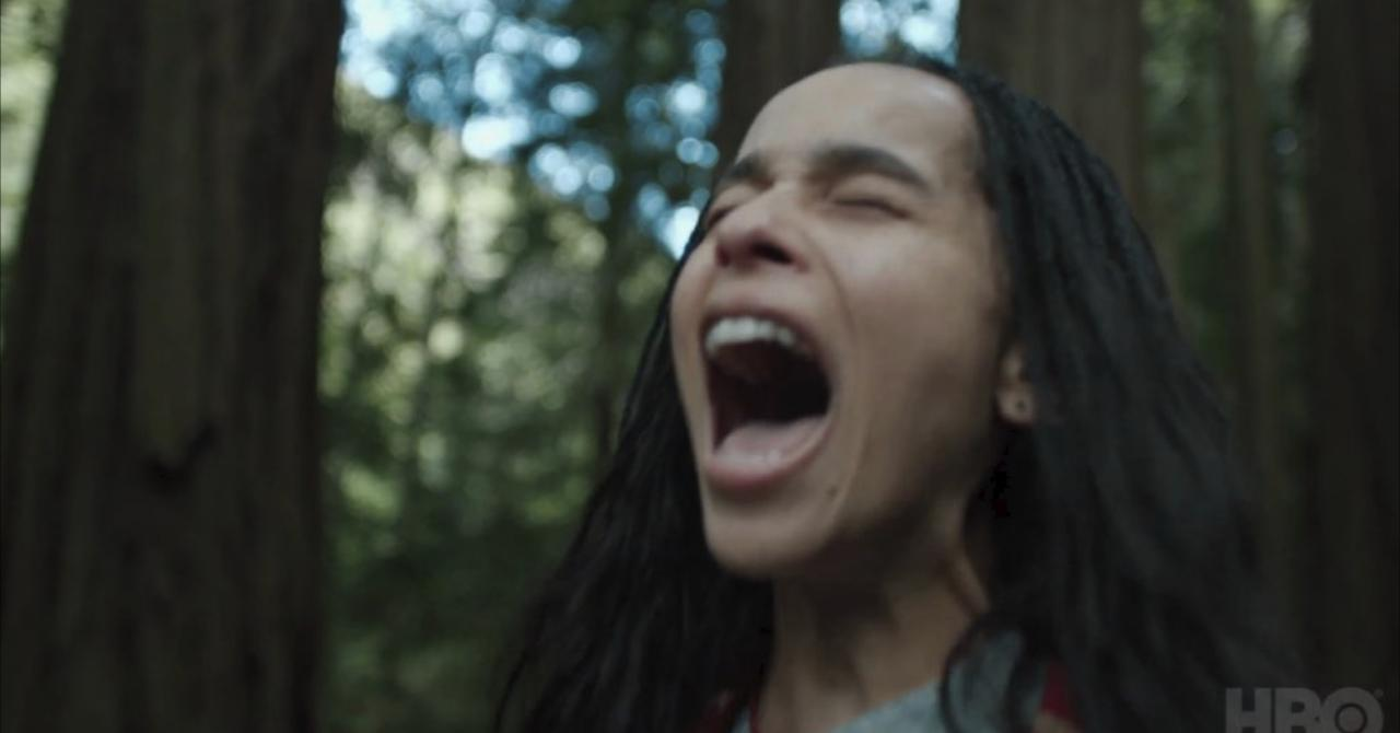 Zoe Kravitz dans Big Little Lies saison 2