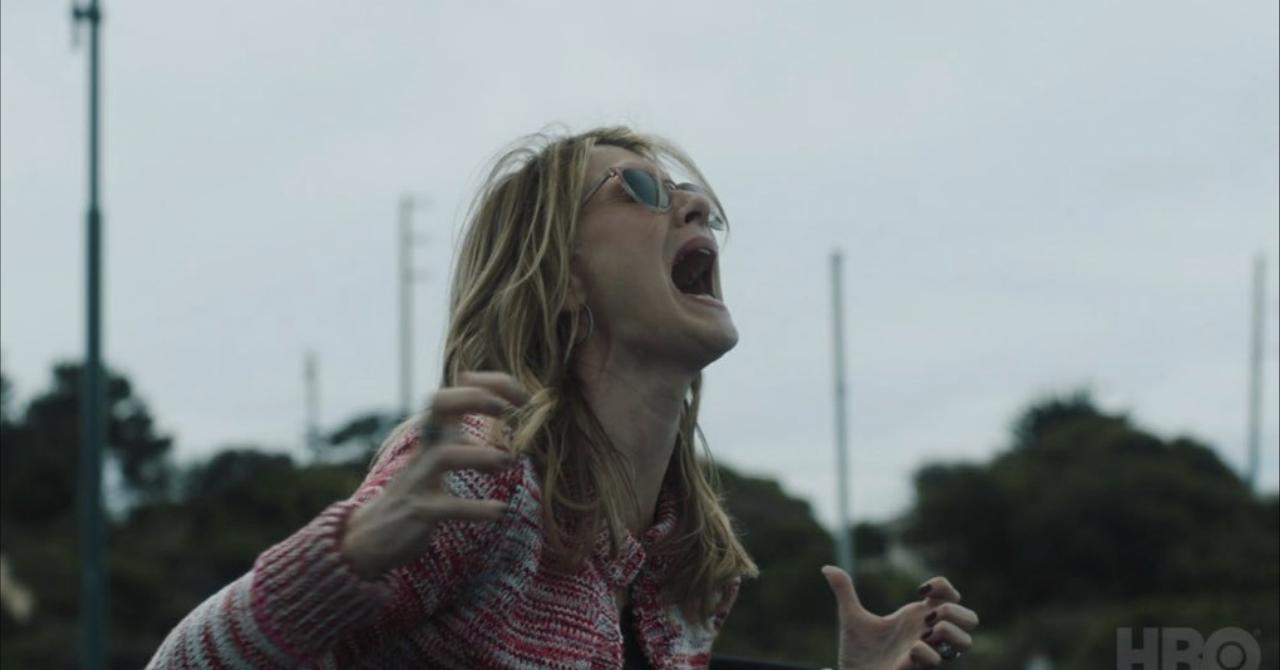 Laura Dern dans Big Little Lies saison 2