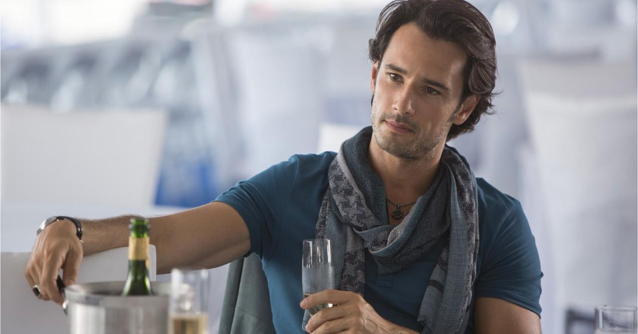 Rodrigo Santoro dans Diversion (2015)