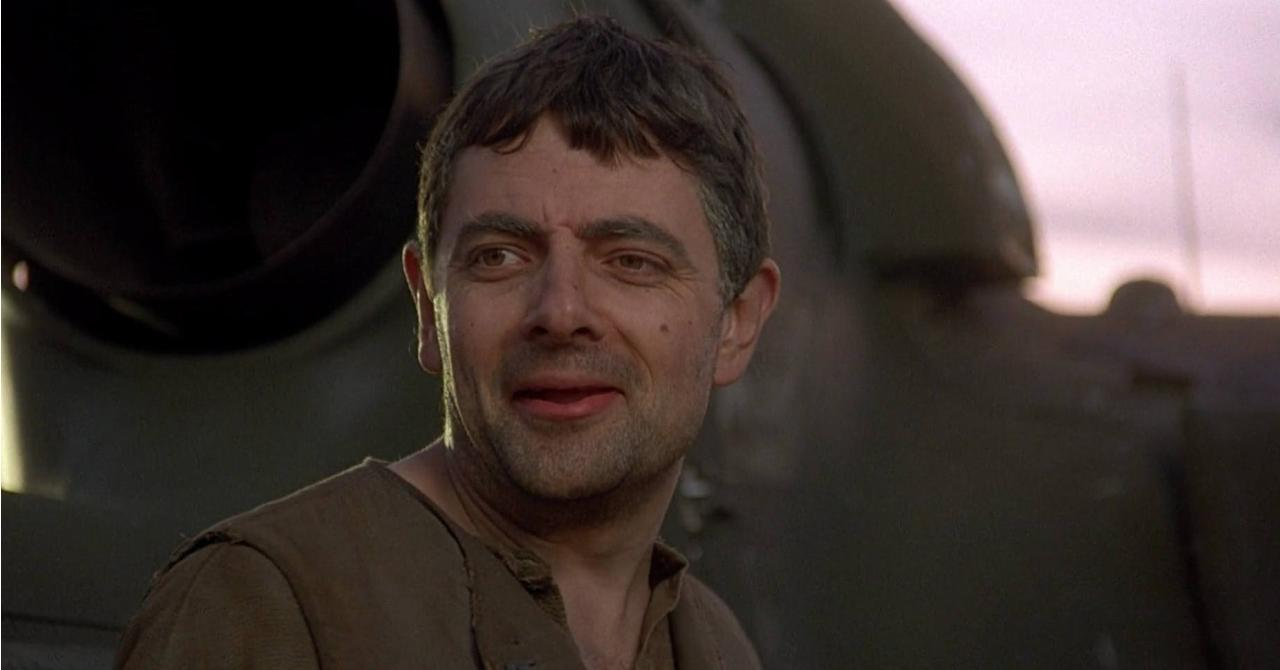 Rowan Atkinson dans Hot Shots 2 ! (1993)