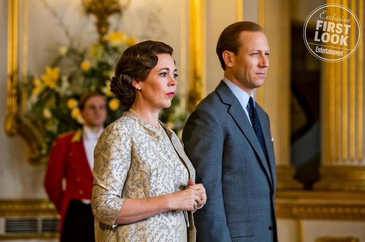 Olivia Colman The Crown saison 3