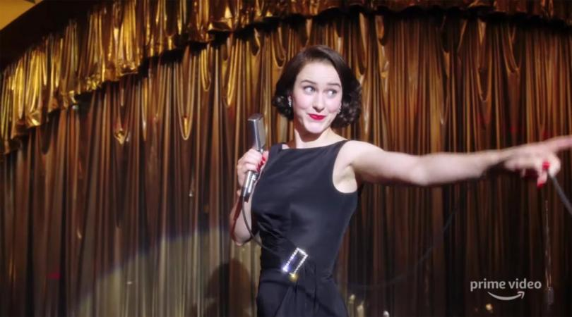 The Marvelous Mrs. Maisel saison 3 trailer