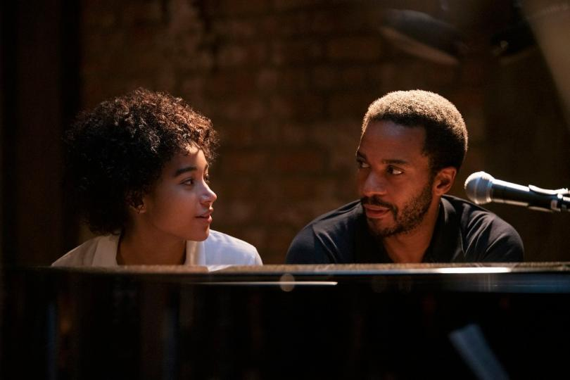 The Eddy : André Holland et Amandla Stenberg